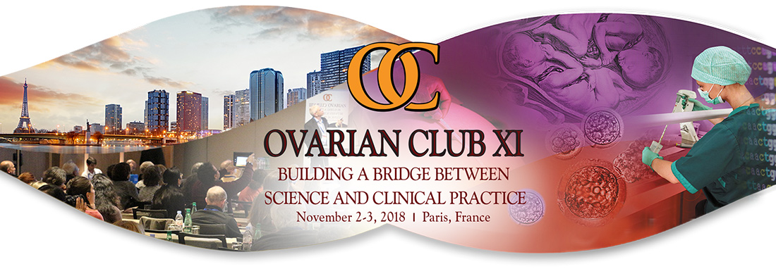 Ovarian Club XI Meeting Logo